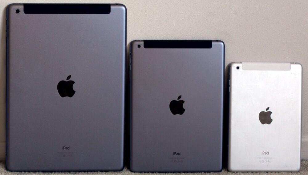 12.9-дюймовый iPad Pro получит процессор A8X