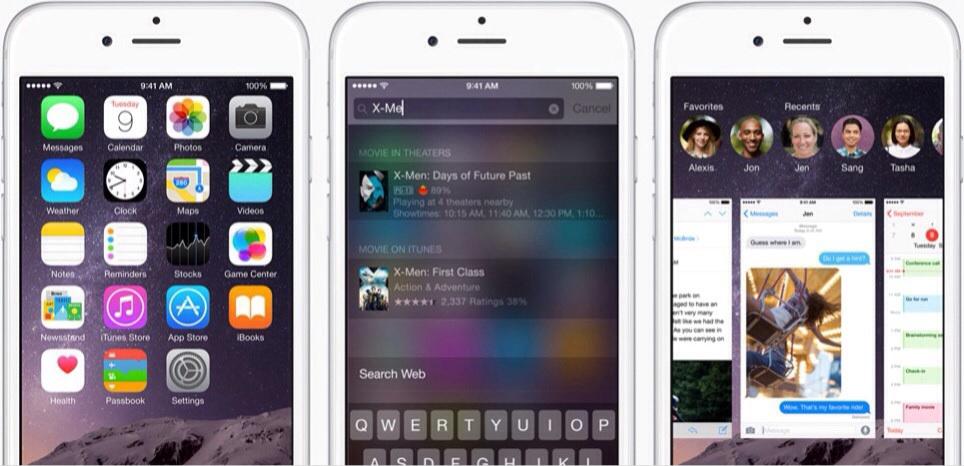 Apple выпустила iOS 8.0.1 (обновлено)