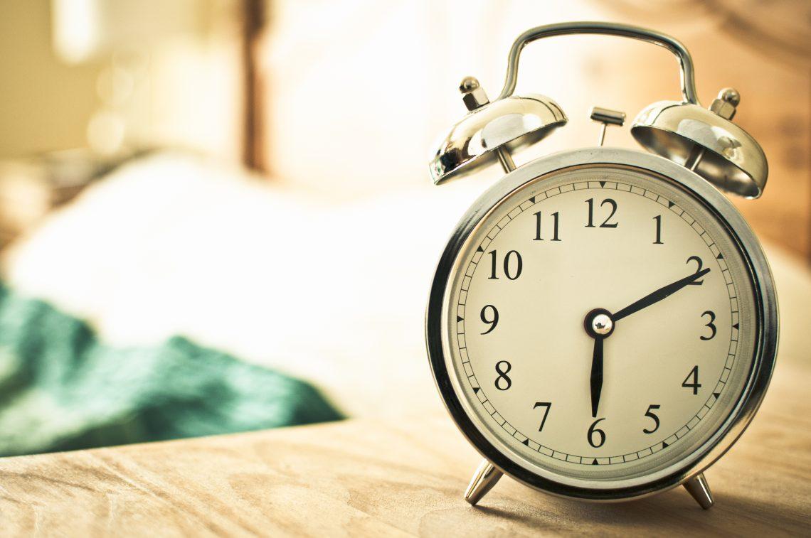 Просыпаться рано. Очень рано. Что это даст вам?