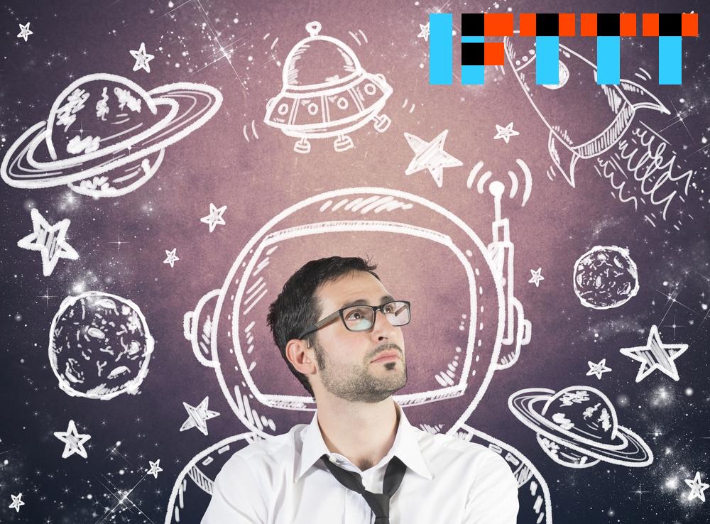 Рецепты IFTTT для любителей звёздного неба