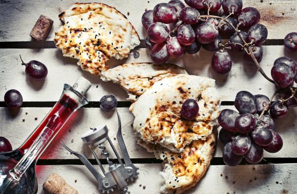 ИНФОГРАФИКА: Как подобрать вино кеде