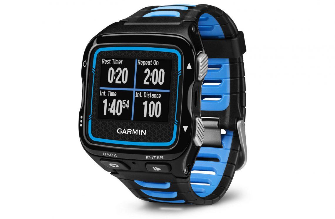 Garmin представила часы Forerunner920XT
