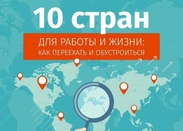 10 стран для работы и жизни: как переехать и обустроиться
