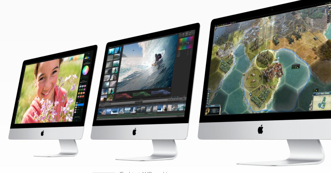 iMac Retina 5K: первый взгляд