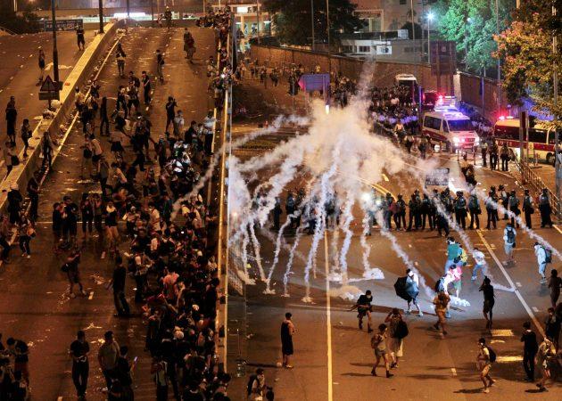 Инструменты коммуникаций гражданского протеста #OCCUPYCENTRAL в Гонконге, о которых вам стоит знать