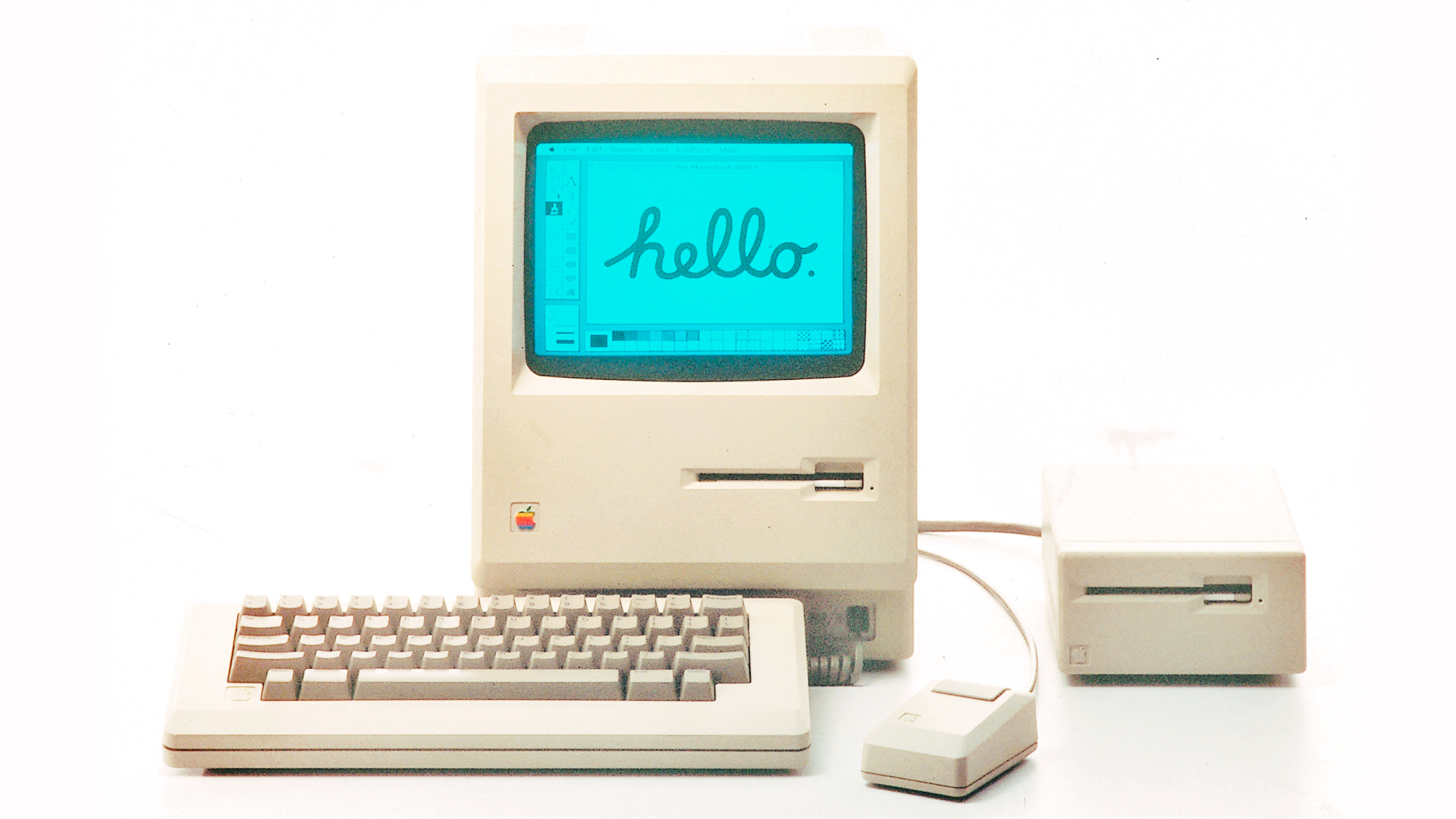 Как Apple готовилась к презентации первого Macintosh
