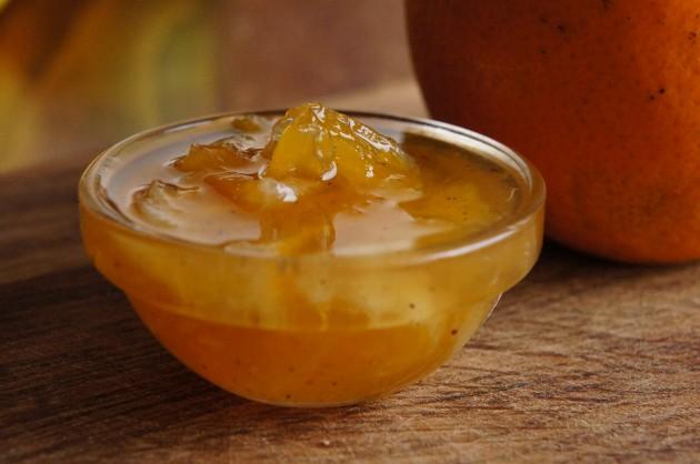 Апельсиновый джем с имбирём 2