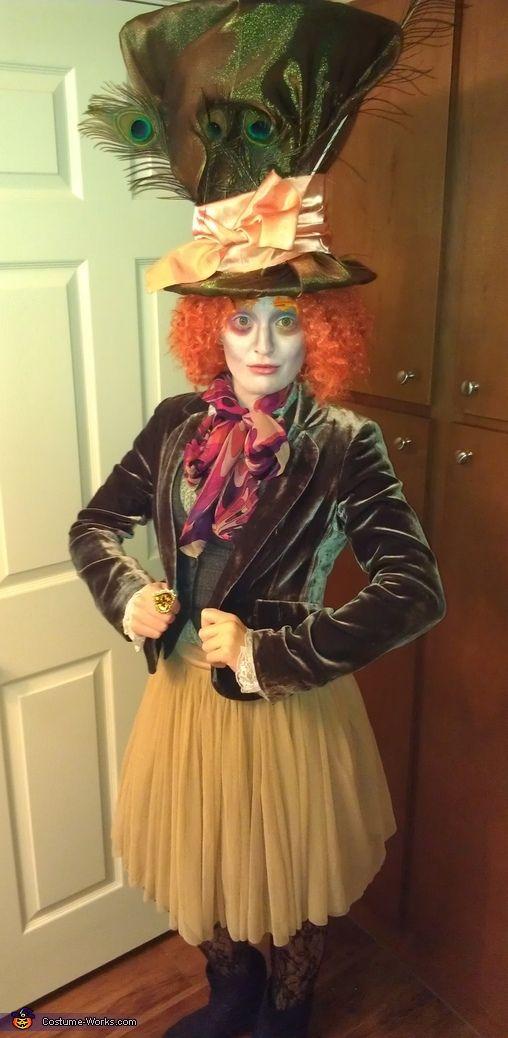 Костюмы на Хэллоуин. Безумный Шляпник