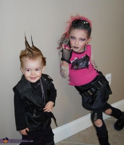 панк-рокеры