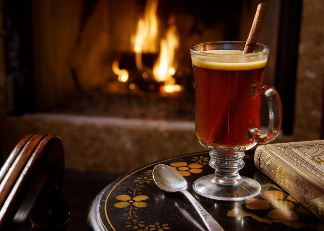 ВИДЕО: Согревающие коктейли от простуды c ромом