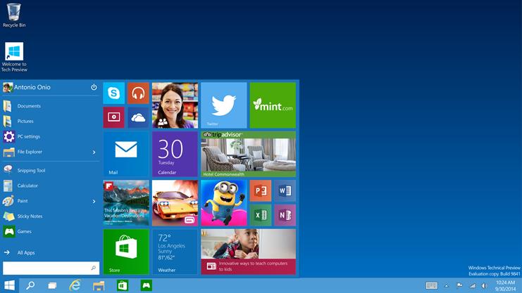 Програмку windows онлайн установить