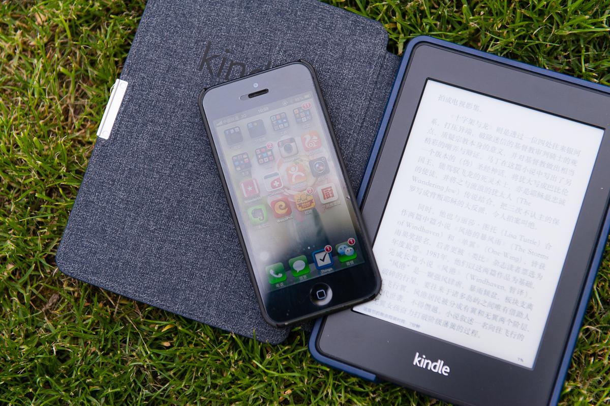 Как я вписал Kindle в экосистему Apple