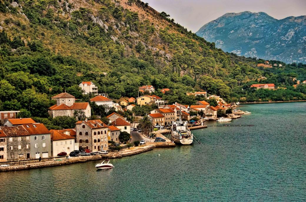 Городок Доброта, Черногория