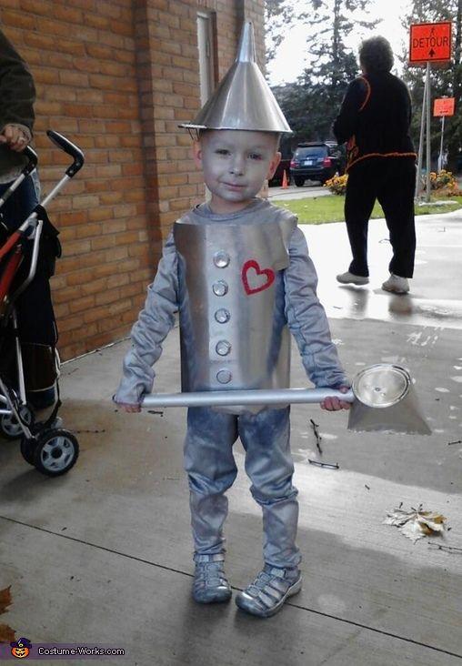 Железный дровосек костюм своими руками