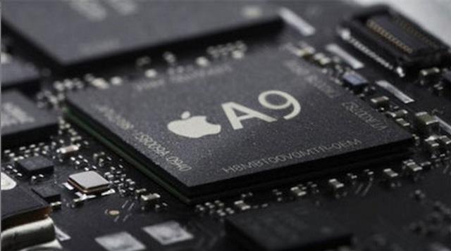 Samsung начнет выпуск процессоров Apple A9 уже в этом году