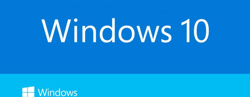 Microsoft представила Windows 10