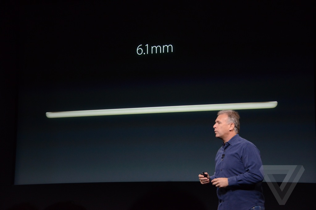 Apple представила iPad Air 2 толщиной 6,1 мм
