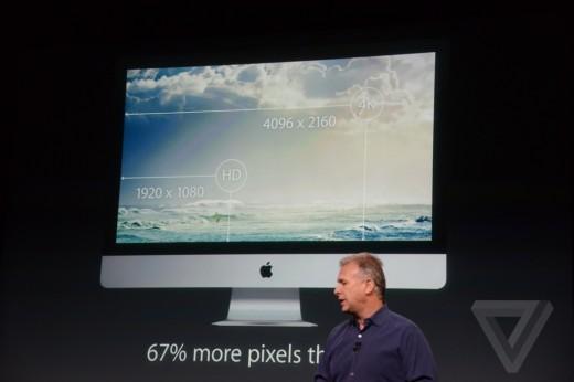 Новый iMac 27'' с умопомрачительным разрешением