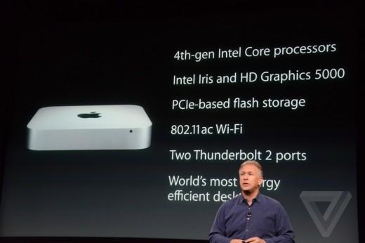 Обновили Mac Mini и снизили цену на него на $100