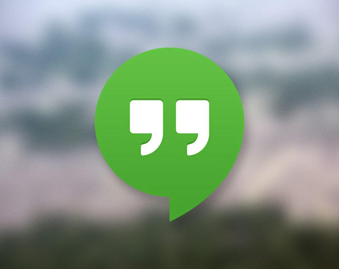 Google Hangouts теперь нетолько вбраузере