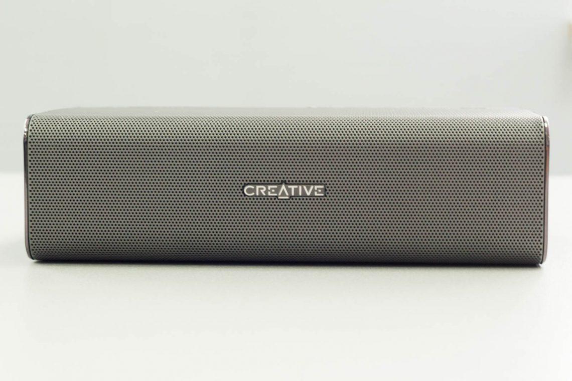 ОБЗОР: Creative Sound Blaster Roar —музыкальный монстр размером с книгу