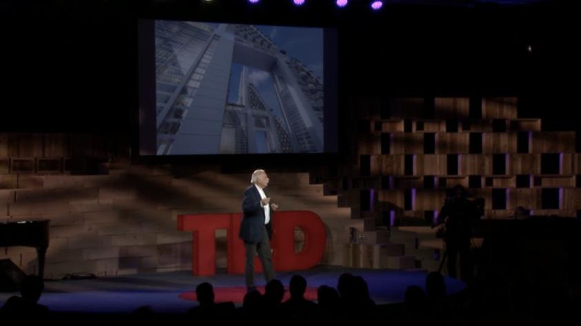 ВИДЕО: Новый подход кстроительству жилых домов