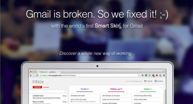 Sortd поможет использовать Gmail каксписок задач