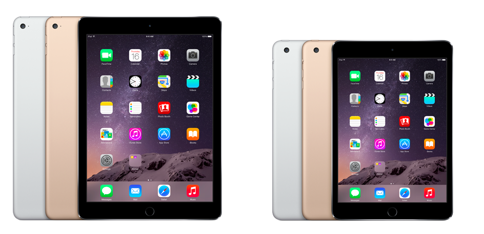 iPad какого цвета подойдет вам
