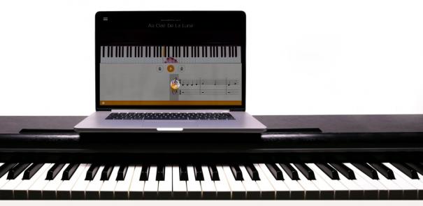 Flowkey научит вас играть на пианино онлайн