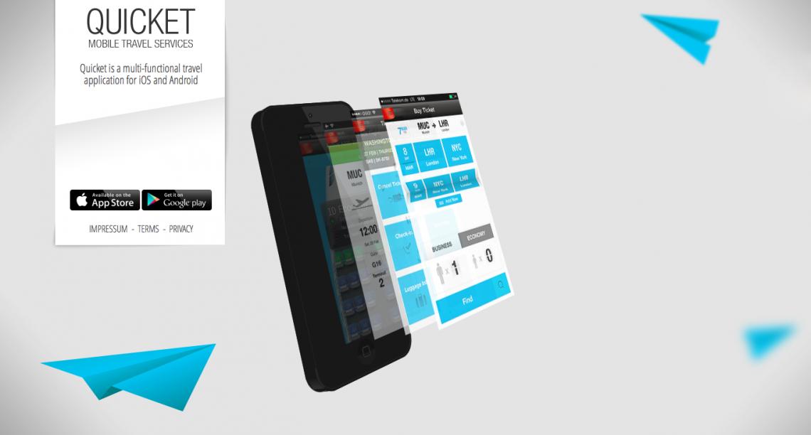 Quicket —быстрая и удобная покупка билетов на iOS и Android