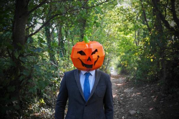 ШТУКИ: 3D-маски — простой и красивый вариант для вечеринки