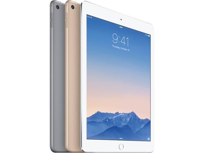 """Антибликовый дисплей iPad Air 2 — """"грандиозное преимущество над конкурентами"""""""
