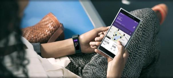 Microsoft Band —умные часы с Cortana и обилием датчиков