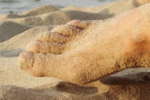 Босиком по песку
