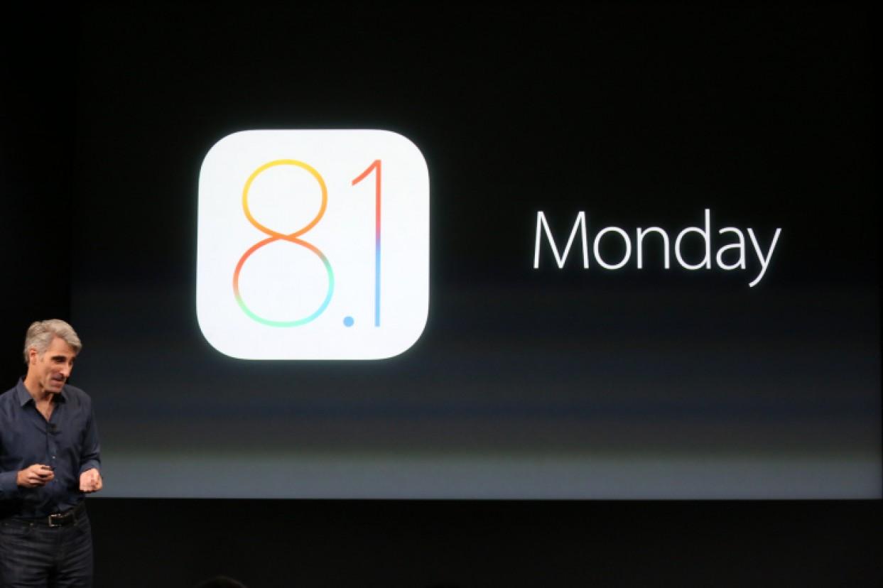 iOS 8.1: Что нового?