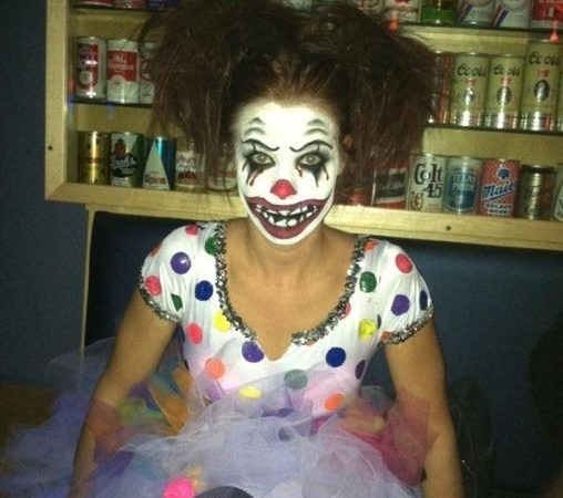 Костюмы на Хэллоуин. Клоун