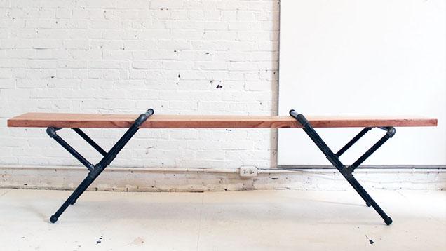 Что можно сделать из труб ПВХ от мебели до украшений