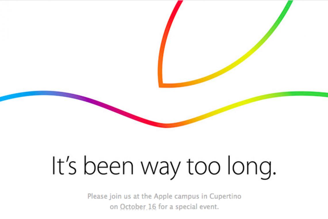 Презентация Apple 16 октября 2014 года