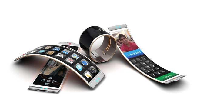 Apple запатентовала управление iPhone с помощью гибкого дисплея