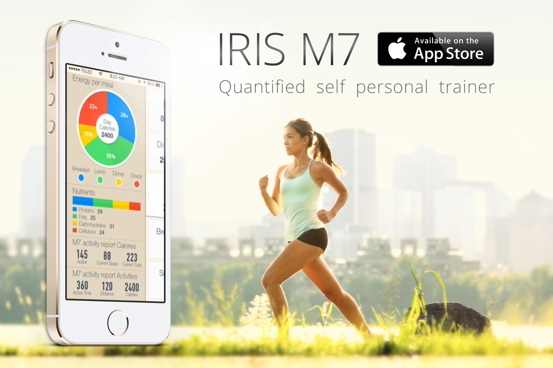 iRis M7 для iPhone —учет калорий и активности в одном месте