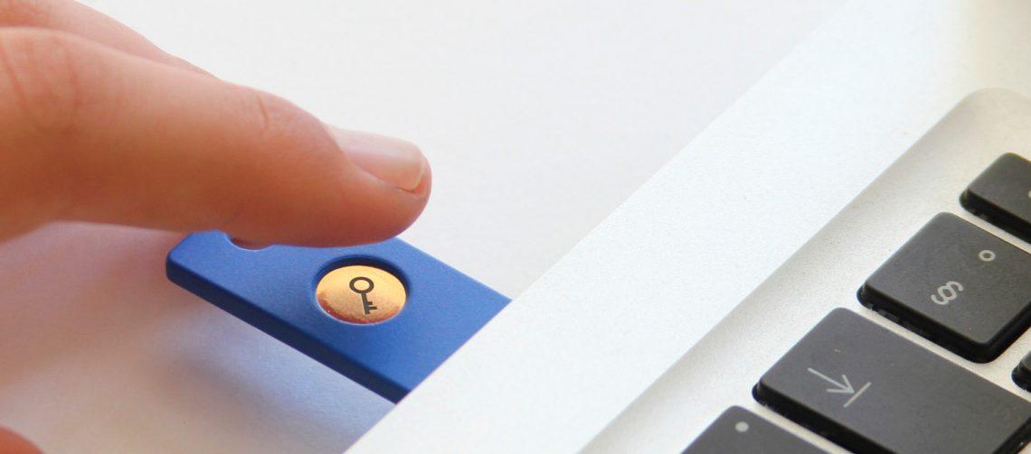 Security Key: двухфакторная аутентификация становится проще с помощью Google