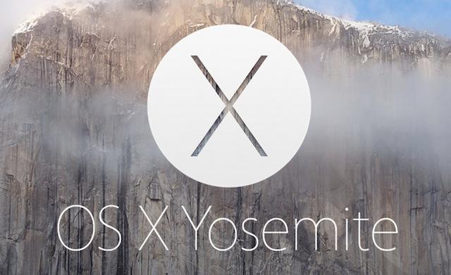 OS X Yosemite будет доступна уже сегодня