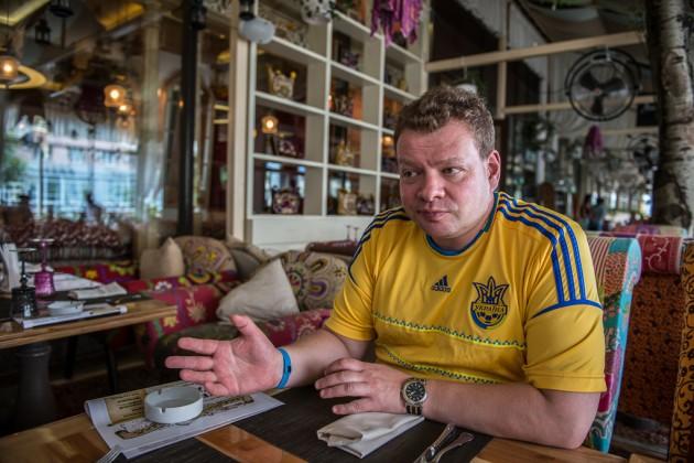 Пётр Чернышов