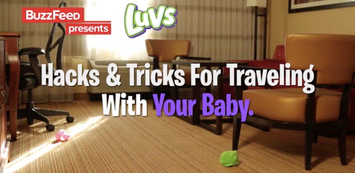 ВИДЕО: 7 лайфхаков для путешествия с маленькими детьми