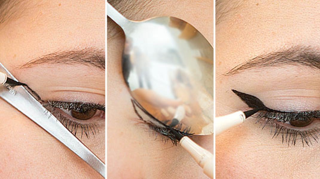 Как в домашних условиях сделать жидкую подводку для глаз