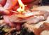 ВИДЕО: Как разжечь костёр без бумаги