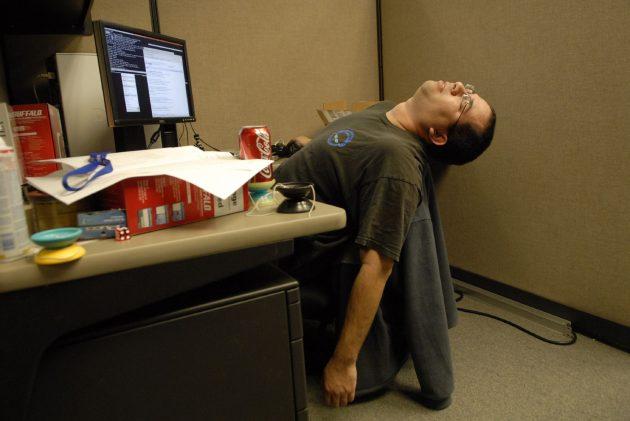 Нужна ли слежка на работе? (опрос + подарки)