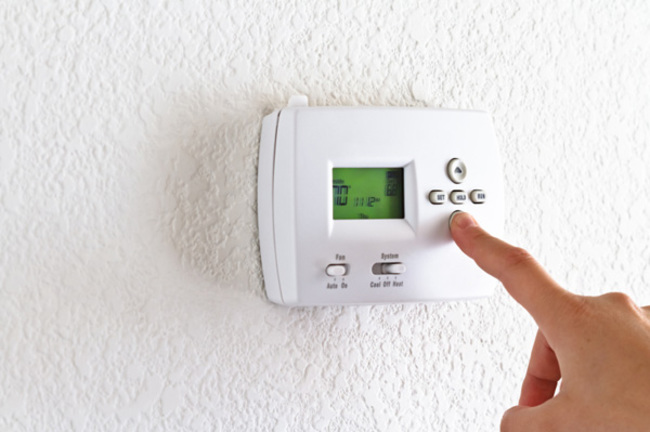 утеплення термостат