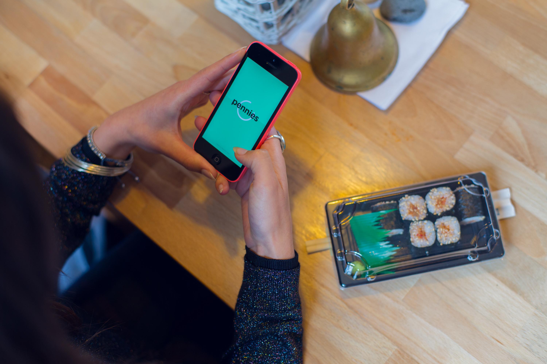 Pennies для iOS позволит быстро управлять личными финансами