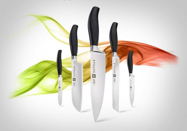 Как получить крутой набор ножей, просто покупая еду